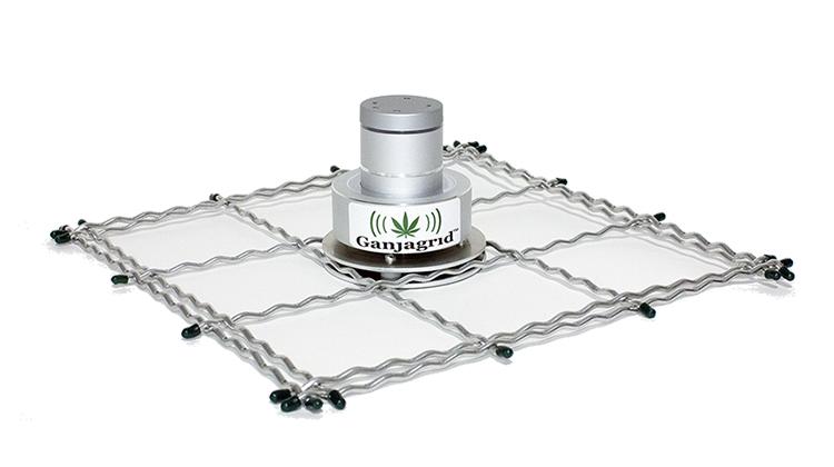 Cannabis Growth Stimulator : SERIES 26W Ganjagrid PVT